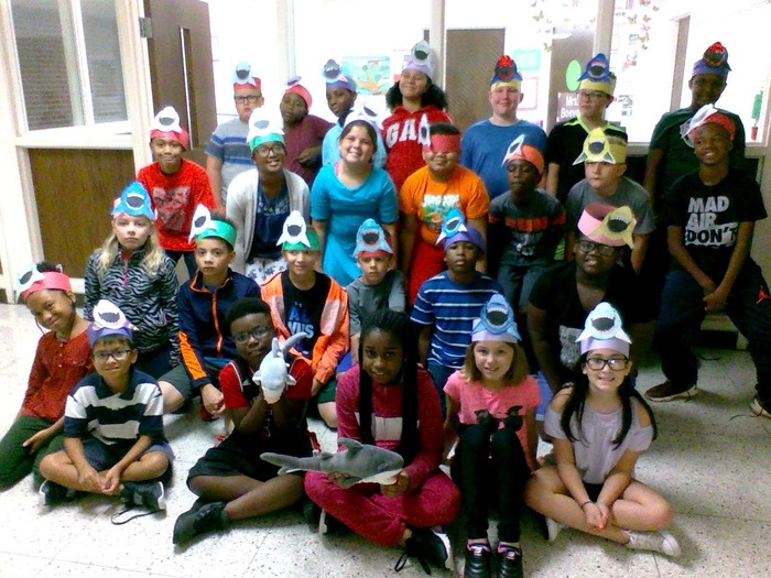 Ms. Williams' Character Education Class