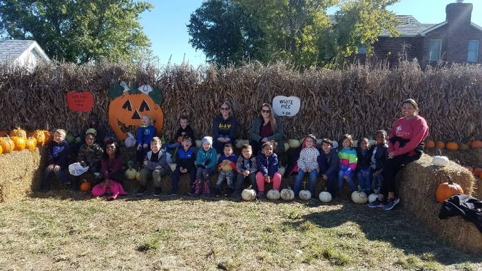 First Grade Pumpkin Patch Field Trip!!!!