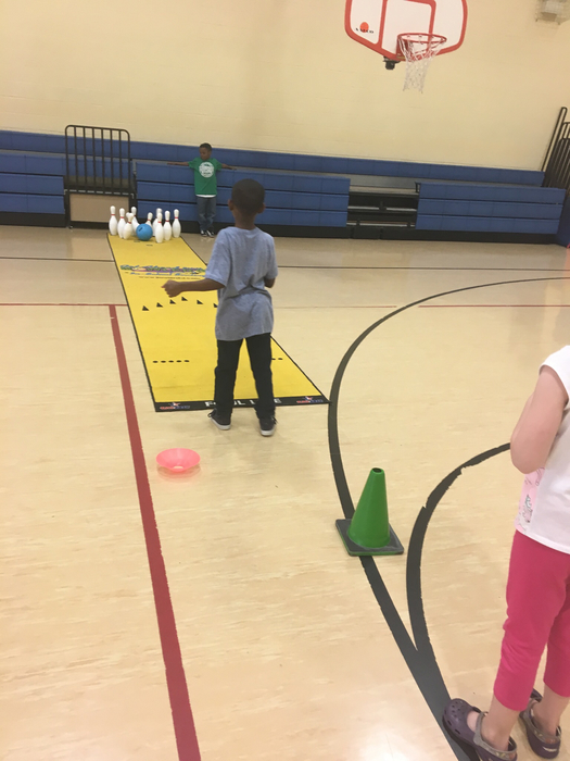 2nd grade bowling