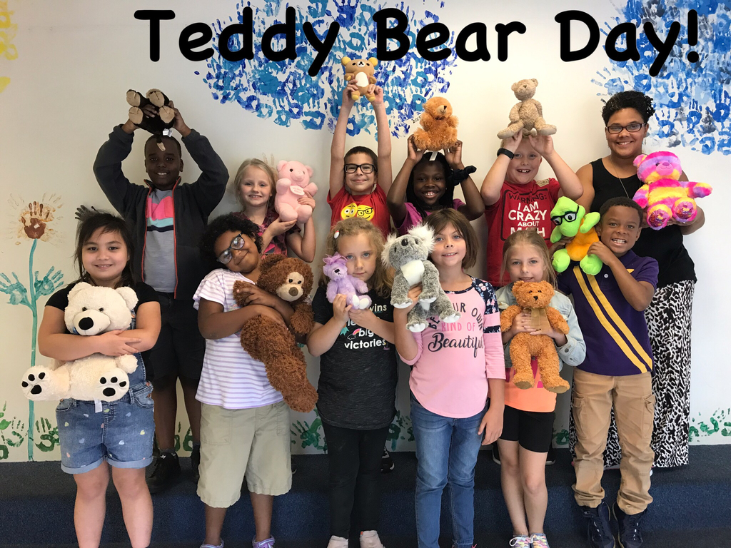 Happy Teddy Bear Day! 🧸