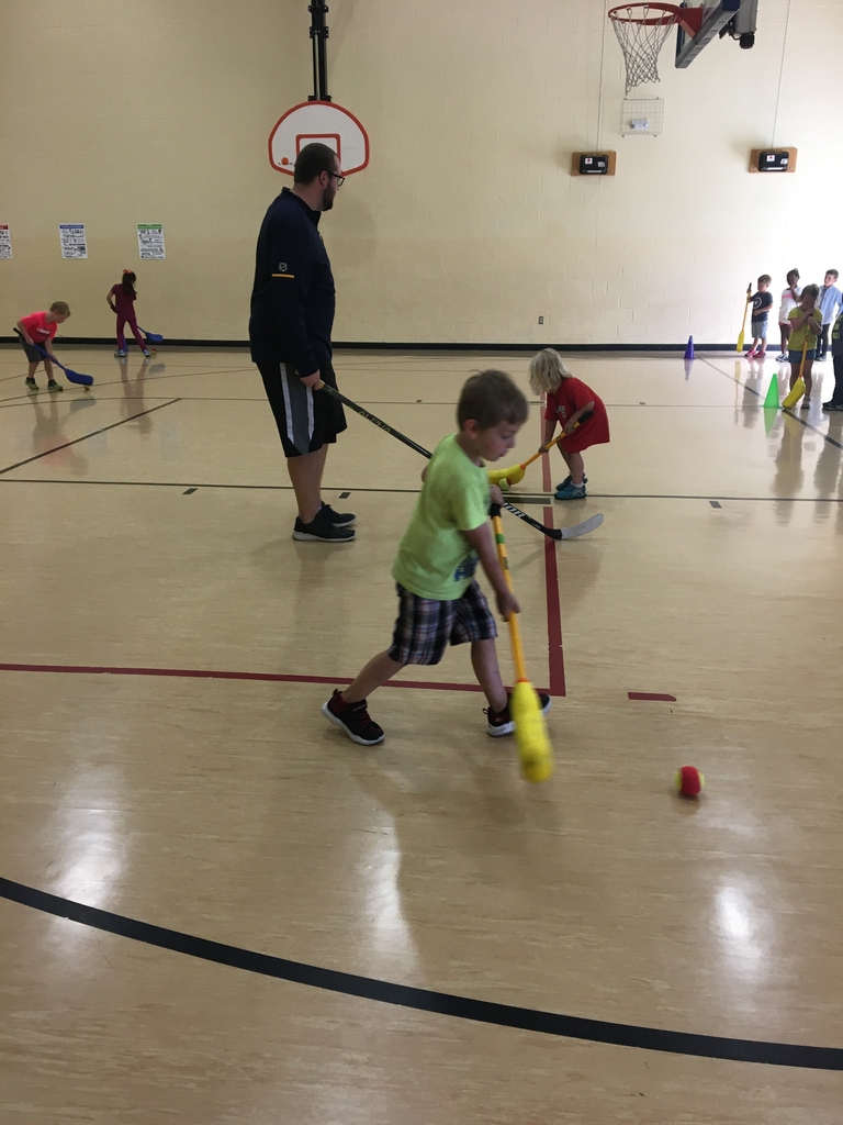 Kindergarten hockey