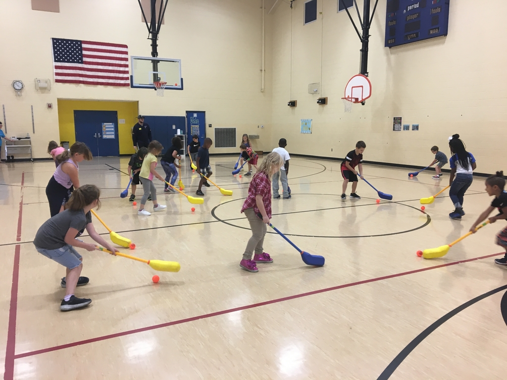 2nd grade working on their skills